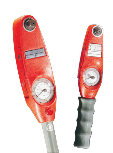 ADS25S Dial Torque Wrench with Light Signal, 3/8 in Sq Dr