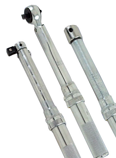 SM-Series Adjustable Click Type Torque Wrench